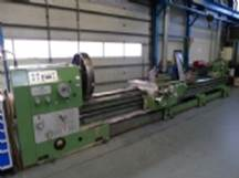 Center Lathe Heavy Duty