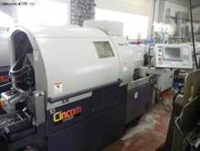 Multi Axis Swiss Type Lathe