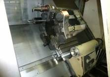 Yang CNC Lathe Working Area