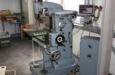 Deckel Tool Room Mill